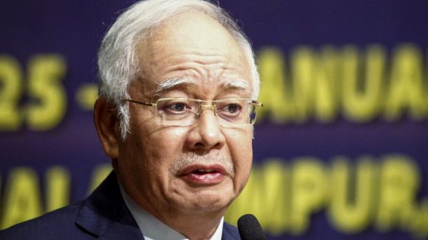 "Malaysian Prime Minister Najib Razak says the accusation he is corrupt ""has been comprehensively put to rest""."