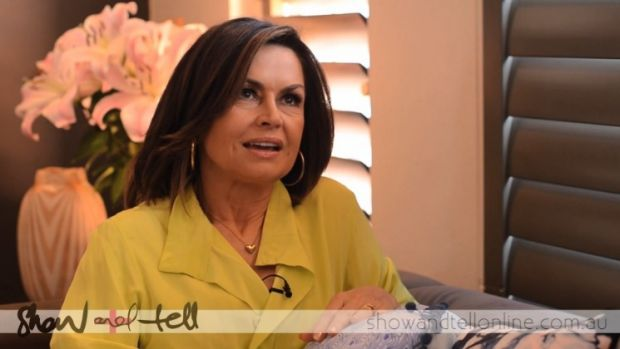 Lisa Wilkinson speaking about her pregnancy battle.