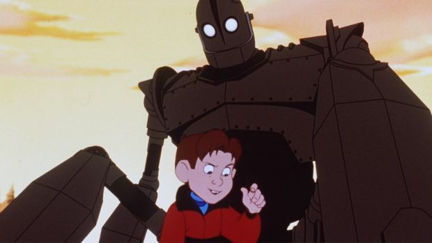 The Iron Giant is a great animation film.