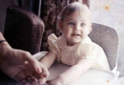 Ellen DeGeneres shared this baby picture to her Facebook account to celebrate her birthday this week.