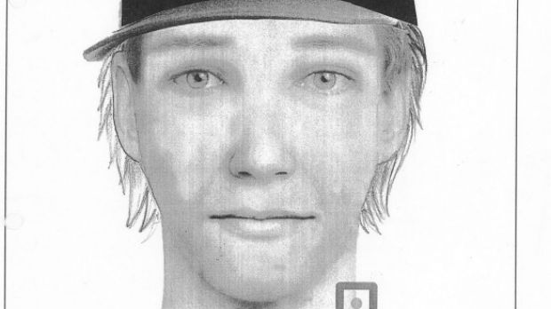 A police image compiled from descriptions of a serial rapist operating in Hamilton in 2007.