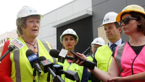 Health Minister Jillian Skinner said planning was already underway to determine the scope and size of the project at ...