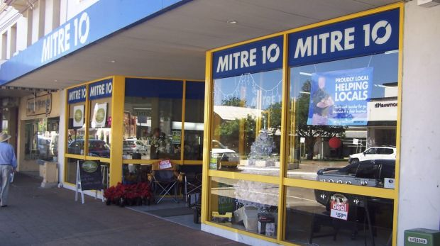 Woolworths has threatened to refer Mitre 10 to the ACCC after it invited top performing Home Timber & Hardware ...