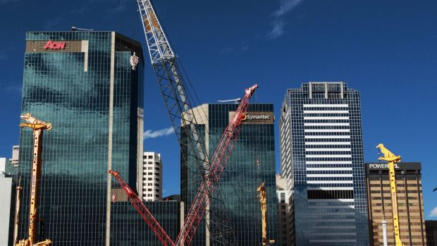 Lend Lease has reported solid half-year earnings.
