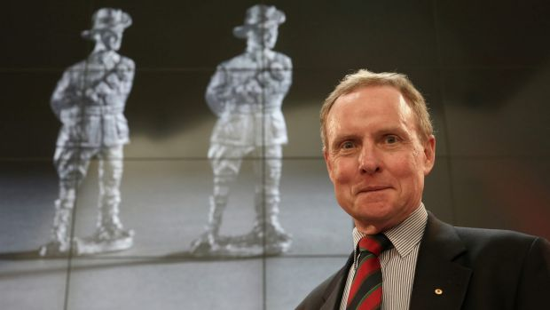 Australian of the Year David Morrison is being 'stalked' by his critics, says defence force secretary Dennis Richardson.