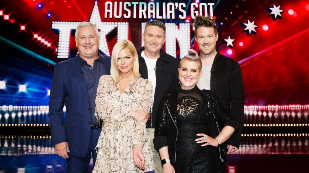 Australia's Got Talent's line-up for season 8.