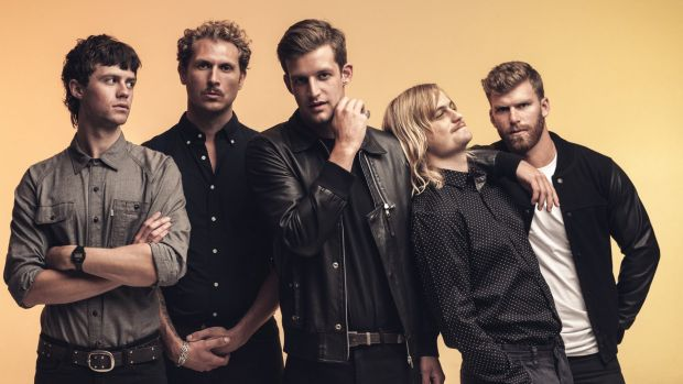 The Rubens, who took out top spot in Triple J's Hottest 100 countdown, are on the line-up for the 2016 Groovin The Moo ...