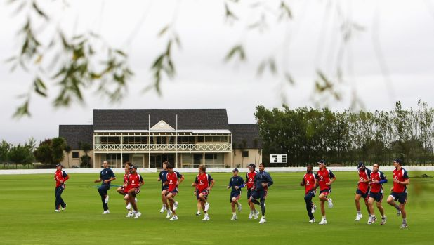 Nothing out of the ordinary: Sheffield Shield teams have been told there won't be any demons in the Lincoln University pitch.