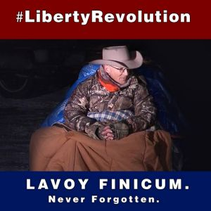 A Facebook tribute to LaVoy Finicum, rancher and de facto spokesman for the Oregon refuge occupation.