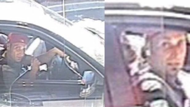 Police have released a photo of a man they wanted to speak to regarding a spitting incident at a fast food outlet.