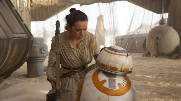 Millions fell for BB-8 in <i>Star Wars: The Force Awakens</I>, but there are real implications associated with ...