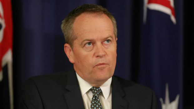 Bill Shorten is languishing 43 percentage points behind Prime Minister Malcolm Turnbull.