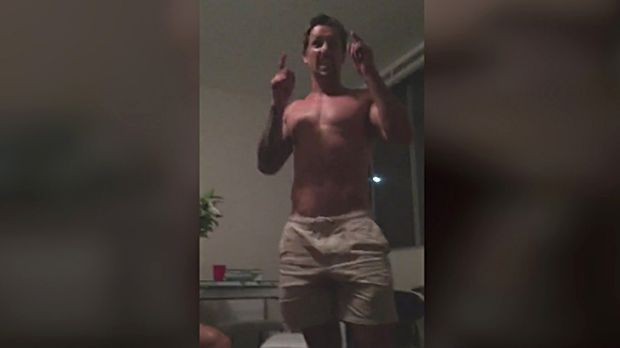Mitchell Pearce's notorious video has led to the removal of his portrait from Marist College North Shore trophy room.