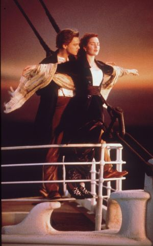 Titanic, starring Leonardo Di Caprio and Kate Winslet, was the last movie to win the best picture Oscar without a ...