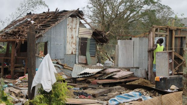 Many communities in Vanuatu have been unable to recover almost a year after Cyclone Pam caused widespread destruction in ...