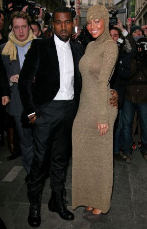 Kim and kanye before they started dating think