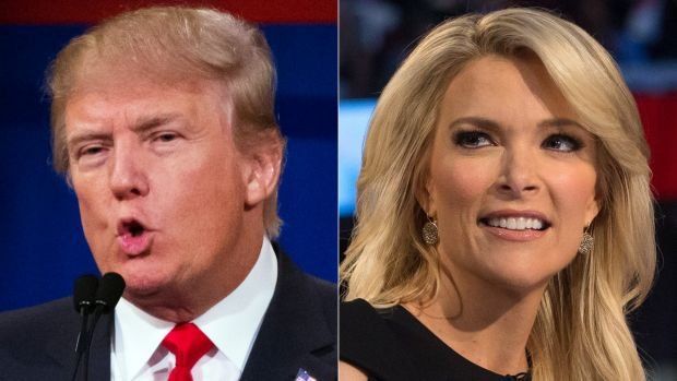 Donald Trump's attacks on Fox anchor Megyn Kelly date to August, when she asked him about his history of disparaging ...