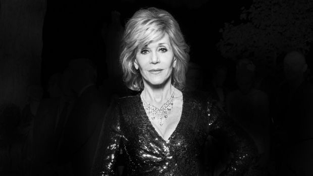 Jane Fonda attends the Kering Official Cannes Dinner.