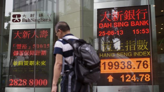 Chinese sharemarkets are notoriously volatile.