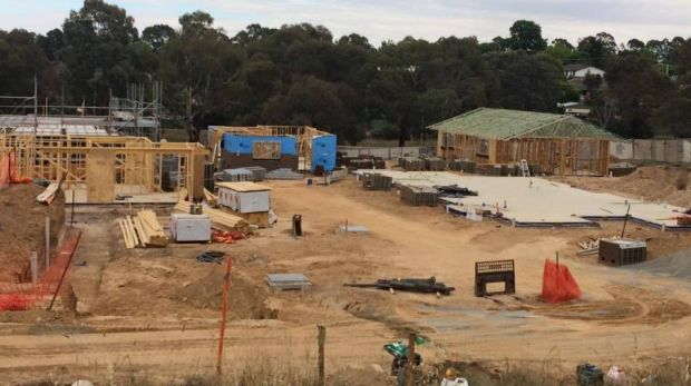 Construction is under way for a new, $4.5 million purpose-built complex in Belconnen for vulnerable pregnant women and ...