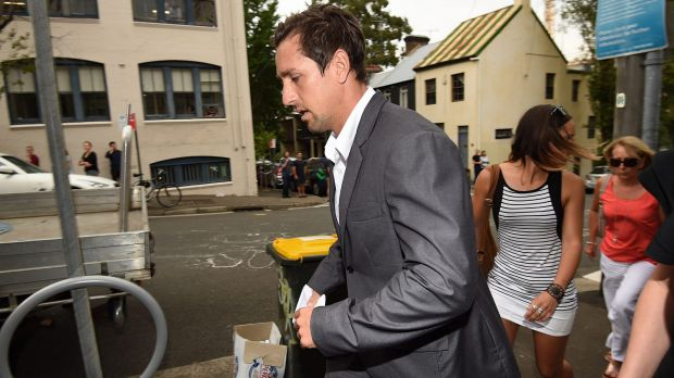 Problems with alcohol: Mitchell Pearce has had multiple drunken incidents.