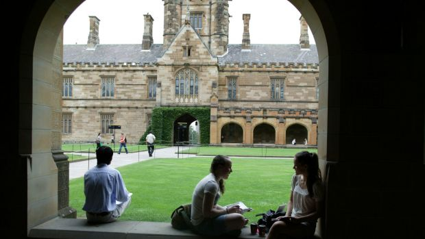 Policy changes have boosted the market power of universities compared to other education providers.