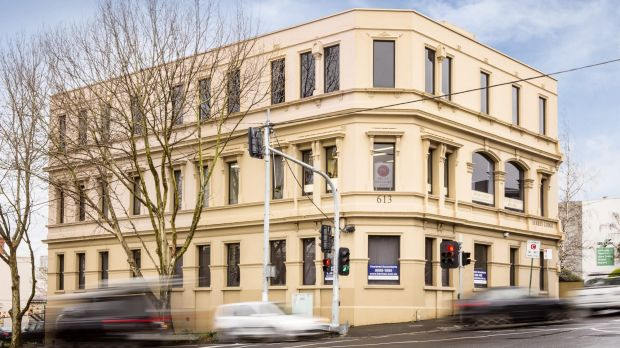 Selfwealth and 51 Pay have leased space at 613 Canterbury Road.