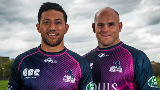 Former Wallabies coach John Connolly says Christian Lealiifano and Steve Moore will work well as the Brumbies' first ...