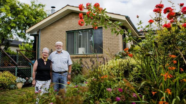 Jenny and Geoff Williams are happily retired in Canberra.