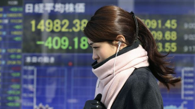 Japanese stocks are at the mercy of currency movements, prompting speculation the Bank of Japan may intervene to weaken ...