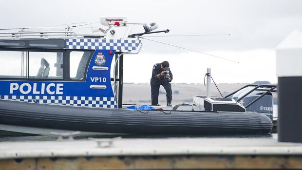 Three bodies were recovered from the water within hours of the crash.