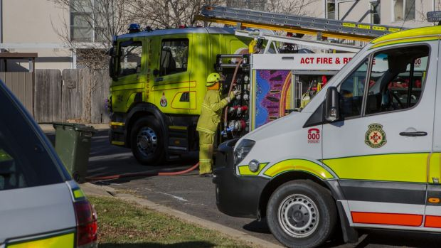 The ACT had the fastest ambulance response times in the country.