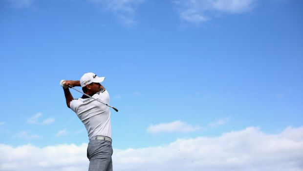 Aiming high: Jason Day has his sights set on the No.1 ranking.