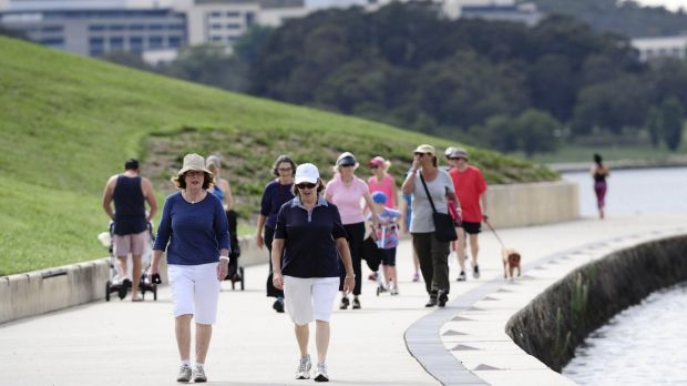 New guidelines by dermatologists and bone specialists recommend Canberrans stay sun safe during summer, but avoid ...