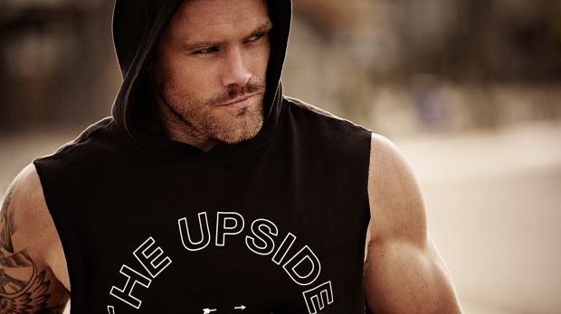 The Upside Man campaign stars former NRL player and yogi Nick Youngquest.