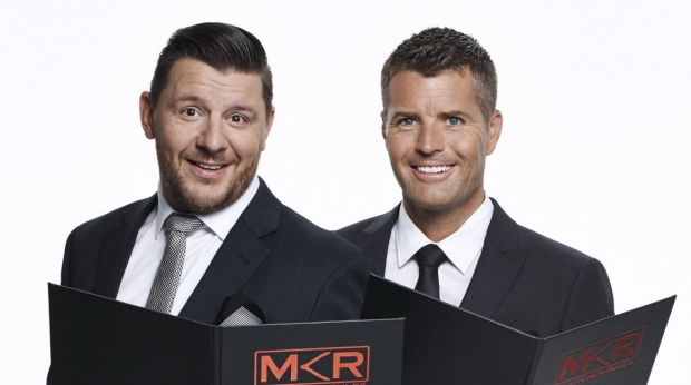 My Kitchen Rules judges Manu Feildel and Pete Evans like it super spicy