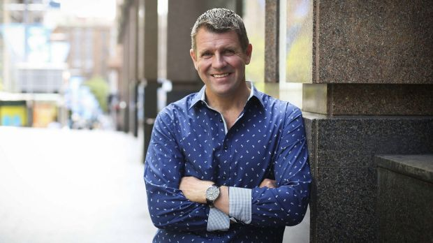 Support for Mike Baird's proposed increase in GST is low.