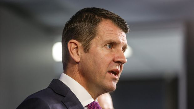 """Premier Mike Baird said he was surprised by the backlash against his comments supporting """"last drinks"""" laws."""