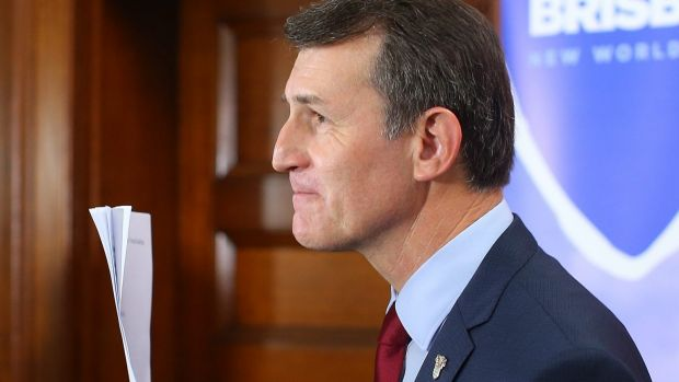 Lord Mayor Graham Quirk has days left to come through with the coins.