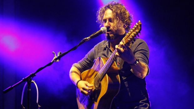 The dreadlocks are gone, but John Butler still knows his way around a guitar.