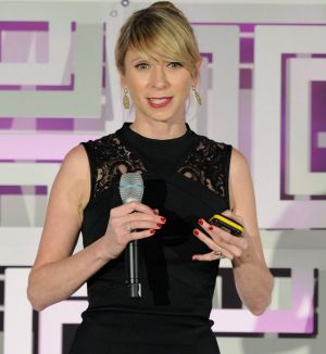 Social Psychologist Amy Cuddy.