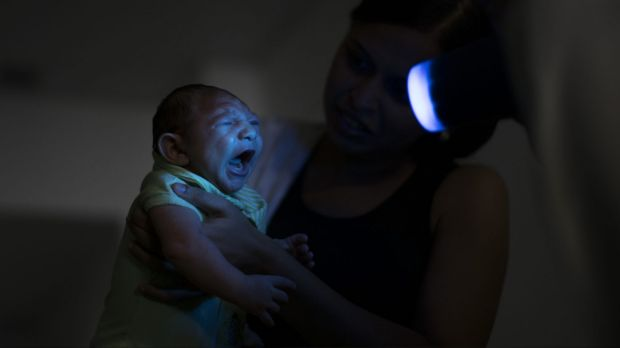 While the illness itself is believed to be mostly mild, authorities believe it could be responsible for the birth defect ...