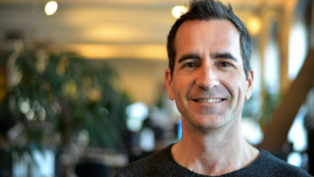Far Cry Primal's lead writer Kevin Shortt, of Ubisoft Montreal.