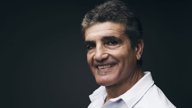Speaking up: Mario Fenech deserves praise for his comments on concussion.