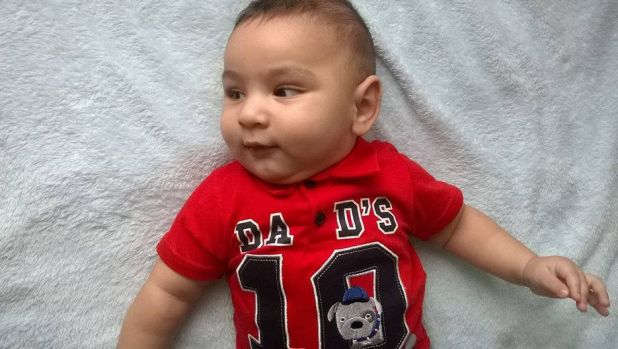 Samuel is one of 37 babies born in Australia who is now destined to be sent back to Nauru.