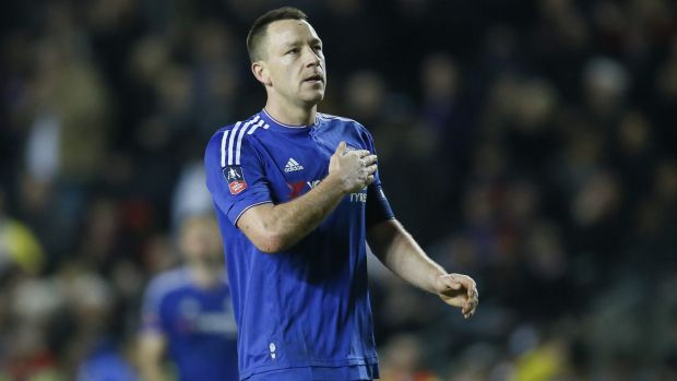 Australia-bound? Chelsea's John Terry is expected to leave the Blues at the end of the season and a move to the A-League ...