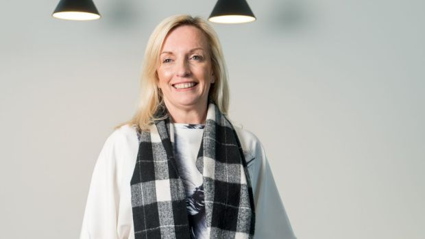 Christine Holgate is a new board member at Collingwood Football Club.