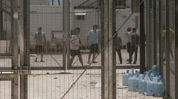 The Greens say it's time to  close the offshore detention camps at Manus Island and Nauru.