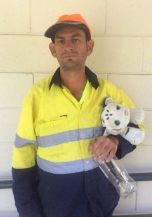 Alexander Polovina is missing from Calamvale.
