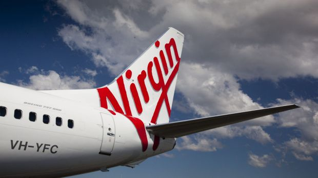 A Virgin Australia flight between Hamilton Island and Sydney has been diverted to Brisbane.